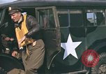 Image of B-17 Flying Fortress bomber crew United Kingdom, 1943, second 50 stock footage video 65675061414