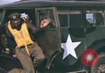 Image of B-17 Flying Fortress bomber crew United Kingdom, 1943, second 51 stock footage video 65675061414