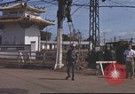 Image of Military Police Vietnam, 1966, second 34 stock footage video 65675061426