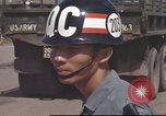 Image of Military Police Vietnam, 1966, second 59 stock footage video 65675061426