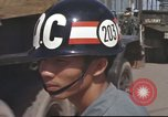 Image of Military Police Vietnam, 1966, second 62 stock footage video 65675061426