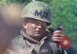 Image of Military Police United States USA, 1976, second 44 stock footage video 65675061452