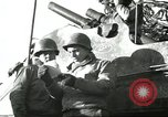 Image of 5th Army gun crew Cassino Italy, 1944, second 2 stock footage video 65675061462