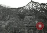 Image of 5th Army gun crew Cassino Italy, 1944, second 31 stock footage video 65675061462