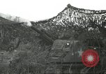 Image of 5th Army gun crew Cassino Italy, 1944, second 34 stock footage video 65675061462