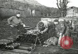 Image of 5th Army gun crew Cassino Italy, 1944, second 44 stock footage video 65675061462