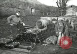 Image of 5th Army gun crew Cassino Italy, 1944, second 46 stock footage video 65675061462