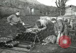 Image of 5th Army gun crew Cassino Italy, 1944, second 47 stock footage video 65675061462