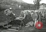 Image of 5th Army gun crew Cassino Italy, 1944, second 48 stock footage video 65675061462
