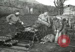 Image of 5th Army gun crew Cassino Italy, 1944, second 49 stock footage video 65675061462