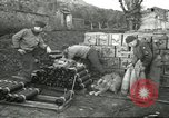 Image of 5th Army gun crew Cassino Italy, 1944, second 51 stock footage video 65675061462