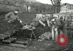 Image of 5th Army gun crew Cassino Italy, 1944, second 53 stock footage video 65675061462