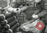 Image of 5th Army gun crew Cassino Italy, 1944, second 56 stock footage video 65675061462