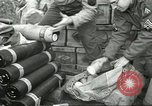 Image of 5th Army gun crew Cassino Italy, 1944, second 57 stock footage video 65675061462