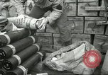 Image of 5th Army gun crew Cassino Italy, 1944, second 58 stock footage video 65675061462