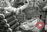 Image of 5th Army gun crew Cassino Italy, 1944, second 59 stock footage video 65675061462