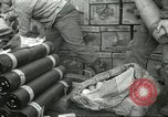 Image of 5th Army gun crew Cassino Italy, 1944, second 62 stock footage video 65675061462