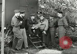 Image of Allied Major General Cassino Italy, 1944, second 29 stock footage video 65675061463