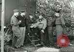 Image of Allied Major General Cassino Italy, 1944, second 42 stock footage video 65675061463
