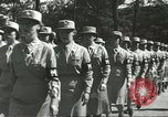 Image of Women's Army Corps Fort Oglethorpe Georgia USA, 1941, second 40 stock footage video 65675061469