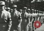 Image of Women's Army Corps Fort Oglethorpe Georgia USA, 1941, second 41 stock footage video 65675061469