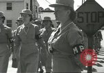 Image of Women's Army Corps Fort Oglethorpe Georgia USA, 1941, second 48 stock footage video 65675061469