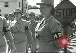 Image of Women's Army Corps Fort Oglethorpe Georgia USA, 1941, second 49 stock footage video 65675061469