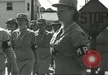 Image of Women's Army Corps Fort Oglethorpe Georgia USA, 1941, second 50 stock footage video 65675061469