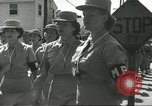 Image of Women's Army Corps Fort Oglethorpe Georgia USA, 1941, second 52 stock footage video 65675061469
