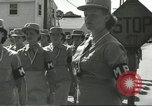 Image of Women's Army Corps Fort Oglethorpe Georgia USA, 1941, second 56 stock footage video 65675061469