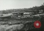 Image of Construction Battalions Guam Mariana Islands, 1945, second 28 stock footage video 65675061471