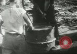 Image of Construction Battalions Guam Mariana Islands, 1945, second 49 stock footage video 65675061471