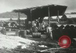 Image of Construction Battalions Guam Mariana Islands, 1945, second 54 stock footage video 65675061471