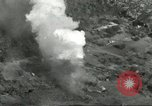 Image of bomb explosions Cassino Italy, 1944, second 3 stock footage video 65675061475