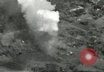 Image of bomb explosions Cassino Italy, 1944, second 4 stock footage video 65675061475