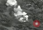Image of bomb explosions Cassino Italy, 1944, second 21 stock footage video 65675061475