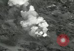 Image of bomb explosions Cassino Italy, 1944, second 24 stock footage video 65675061475