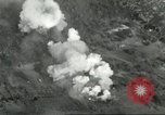 Image of bomb explosions Cassino Italy, 1944, second 25 stock footage video 65675061475