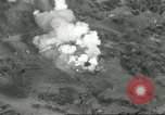 Image of bomb explosions Cassino Italy, 1944, second 26 stock footage video 65675061475