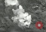 Image of bomb explosions Cassino Italy, 1944, second 28 stock footage video 65675061475