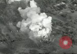 Image of bomb explosions Cassino Italy, 1944, second 30 stock footage video 65675061475