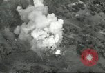 Image of bomb explosions Cassino Italy, 1944, second 31 stock footage video 65675061475