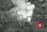 Image of bomb explosions Cassino Italy, 1944, second 36 stock footage video 65675061475