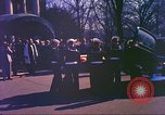 Image of casket of Richard Byrd Virginia United States USA, 1957, second 13 stock footage video 65675061483