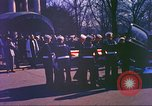 Image of casket of Richard Byrd Virginia United States USA, 1957, second 14 stock footage video 65675061483