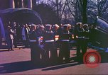 Image of casket of Richard Byrd Virginia United States USA, 1957, second 15 stock footage video 65675061483
