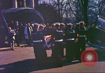 Image of casket of Richard Byrd Virginia United States USA, 1957, second 16 stock footage video 65675061483