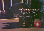 Image of casket of Richard Byrd Virginia United States USA, 1957, second 22 stock footage video 65675061483