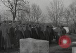 Image of funeral ceremony Virginia United States USA, 1925, second 46 stock footage video 65675061488
