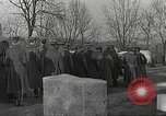 Image of funeral ceremony Virginia United States USA, 1925, second 47 stock footage video 65675061488